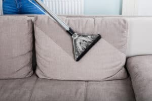 7 Step Upholstery Cleaning